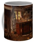 A Carpenter's Workshop Coffee Mug