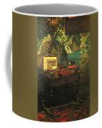A Corner Of The Studio  Coffee Mug