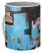 A False Painting Coffee Mug