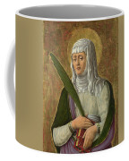 A Female Saint Coffee Mug