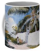 A Garden In Nassau Coffee Mug