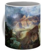 A Miracle Of Nature Coffee Mug by Thomas Moran