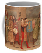 A Pageant Of Childhood Coffee Mug