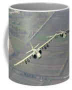 A Pair Of Bulgarian Air Force Sukhoi Coffee Mug