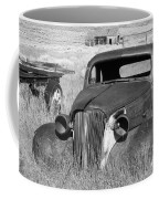 A Ride To The Past Coffee Mug