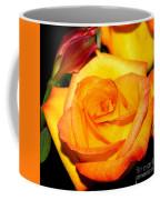 A Rose Is A Rose Coffee Mug