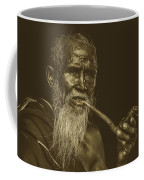 A Smoke Before Conversation Coffee Mug
