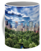 A Summer Day In Boston Coffee Mug