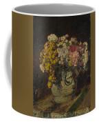 A Vase Of Wild Flowers Coffee Mug