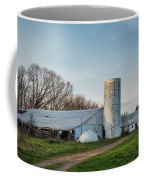 Abandoned Countryside Farm In The Afternoon Coffee Mug