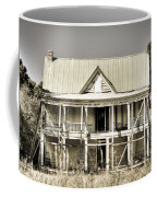 Abandoned Plantation House #1 Coffee Mug