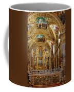 Abbey Of Montecassino Altar Coffee Mug