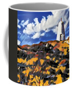 Above Portreath Coffee Mug