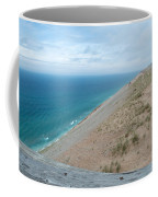 Above The Lake Coffee Mug