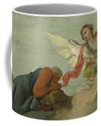 Abraham And The Three Angels Coffee Mug