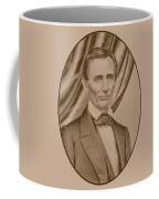 Abraham Lincoln Circa 1860  Coffee Mug