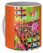 Abstract Colorful Coffee Mug
