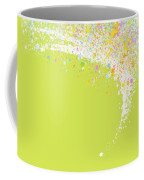 Abstract Curved Coffee Mug by Setsiri Silapasuwanchai