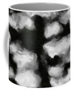 Abstract Monochome 159 Coffee Mug