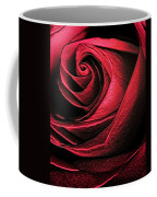 Abstract Rose Coffee Mug