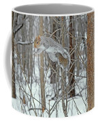 Acrobat Of The Forest Coffee Mug