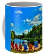 Adirondack Calm Coffee Mug