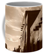 Adobe Sunset Coffee Mug
