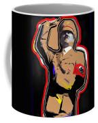 Adolf Hitler Saluting 2 Circa 1933-2013 Coffee Mug
