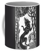 Aesop: Fox & Grapes Coffee Mug