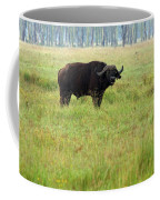 African Buffalo Coffee Mug