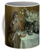 Afternoon Tea Coffee Mug by Isidor Verheyden