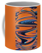 Agave Abstract Coffee Mug