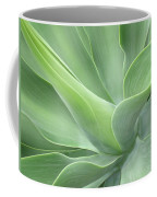 Agave Attenuata Abstract Coffee Mug
