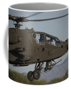 Ah-64d Apache Longbow Lifts Coffee Mug