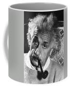 Albert Einstein (1879-1955) Coffee Mug