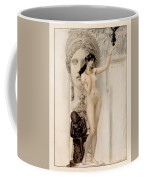 Allegory Of Sculpture Coffee Mug