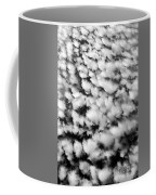 Alltocumulus Cloud Patterns Coffee Mug