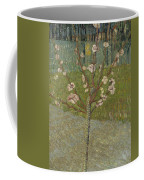 Almond Tree In Blossom Arles, April 1888 Vincent Van Gogh 1853 - 1890 Coffee Mug