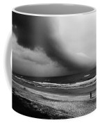 Alone In St. Augustine Coffee Mug