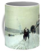 Along The Seine Coffee Mug