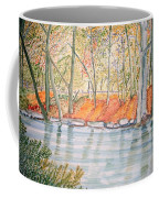 Along The Wissahickon Coffee Mug