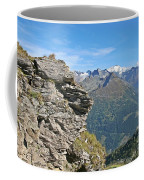 Alps Mountain Landscape  Coffee Mug