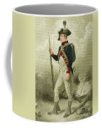 American Continental Soldier Coffee Mug by Photo Researchers