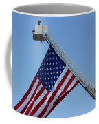 American Firefighter Coffee Mug