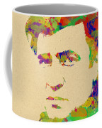 American Legend Johnny Cash Coffee Mug