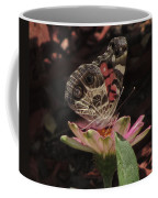 American Painted Lady Coffee Mug