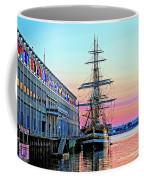 Amerigo Vespucci Tall Ship Coffee Mug