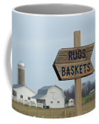 Amish Sign Coffee Mug