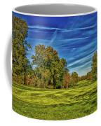 An Autumn Golf Day Coffee Mug