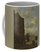 An Imaginary View Of Nijenrode Castle Coffee Mug